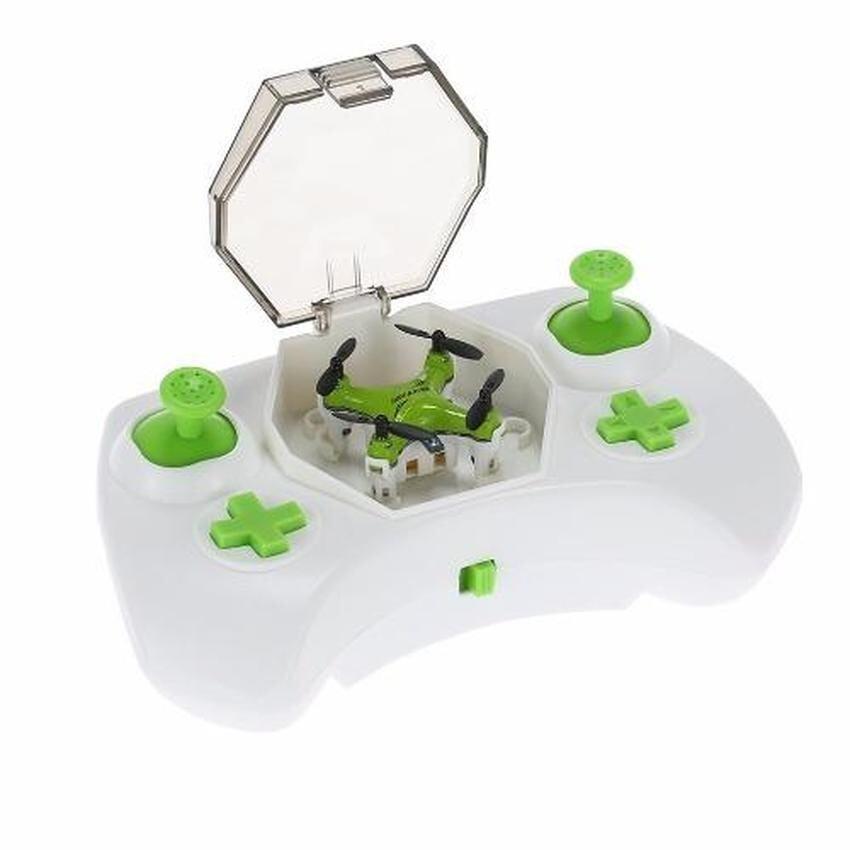 Cheersonโดรนบังคับ โดรนติดกล้อง โดรนจิ๋วcx10 nanodrone Fayee FY804 (ไม่มีกล้อง)สีเขียว(Green)