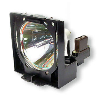 Compatible Projector Lamp for Canon LV-5500 Compatible with Housing Canon Projector - intl