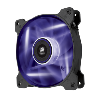 Corsair AF120 LED Purple Quiet 12CM FAN CASE พัดลมเคส