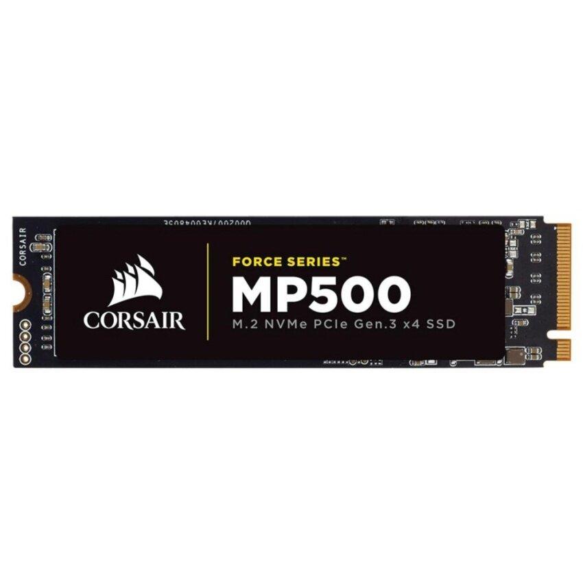 Corsair SSD MP500 240 GB NVMe PCIe M.2 R3000MB/s W2400MB/s (CSSD-F240GBMP500)