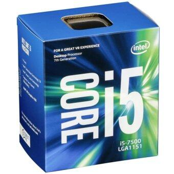 CPU Intel Core i5-7500 (3.4 GHz LGA1151)