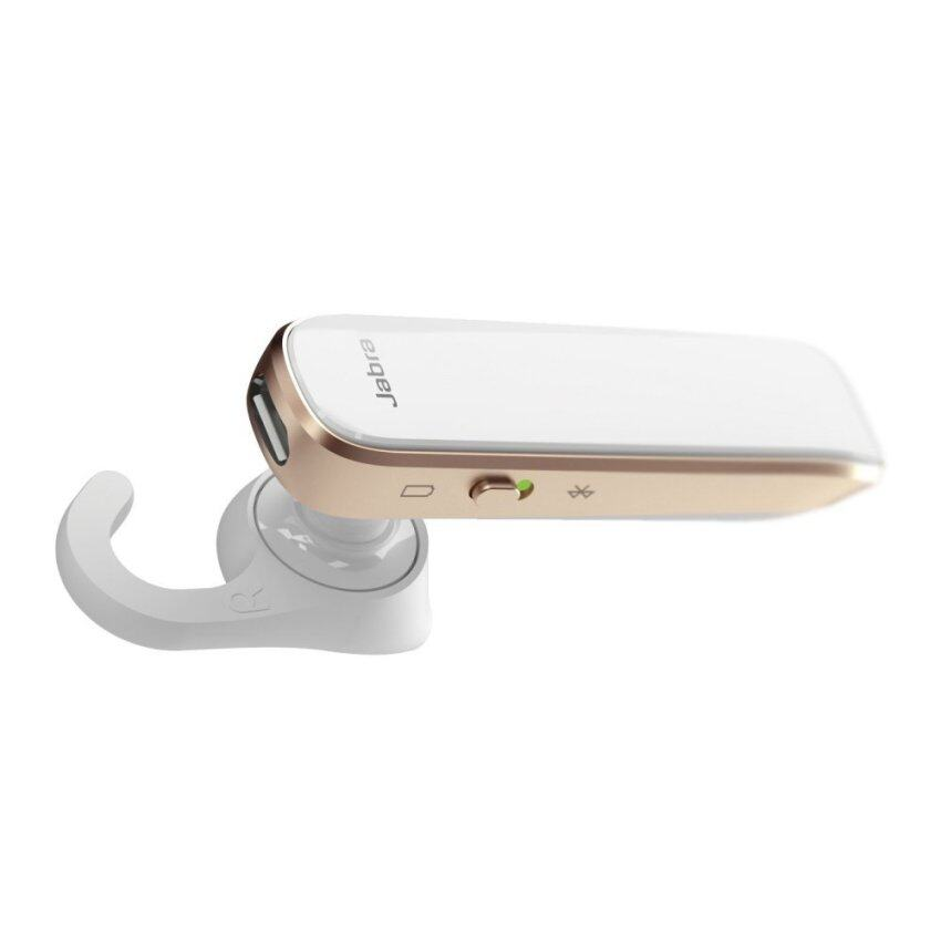 CS@ BLUETOOTH HEADSET Jabra Boost with Car Charger Gold