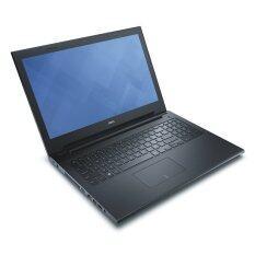 """Dell Inspiron 3542(W560935TH) Intel i3-4005U/4GB/500GB/15.6""""/NV 820M 2GB/Ubuntu -Black"""