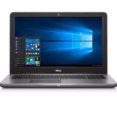 """Dell Inspiron 5567 15.6"""" FHD i7-7500u/8gb DDR4 Ram/256GB SSD/AMD Radeon 4GB DDR5/Win 10 (Fog Gray)"""