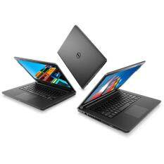 "Dell Notebook  Inspiron 3467 (W5641104RTH) i5-7200U/4GB/500GB/R5 M430 2GB/14.0"" HD/Win 10H/Black"