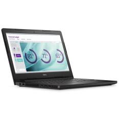 """Dell Notebook Latitude3470 14"""" i5-6200U VGA2G 4G 1TB Ubu (Black)"""
