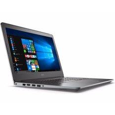 Dell Vostro V5468-W5685008TH/Silver/New i3 Gen 7th/Ram 4GB DDR4/HDD 500GB/Win 10 64bit