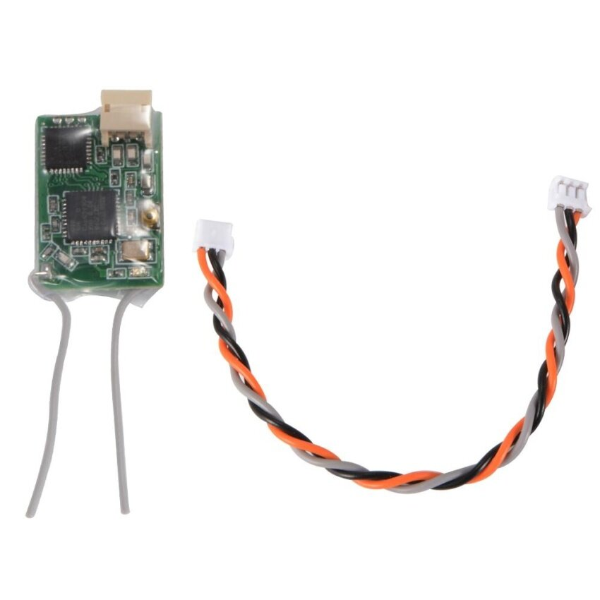DSMX/DSM2 Receiver 2.4G 5Channel 11MS/22MS for FPV Racing Micro Quadcopter