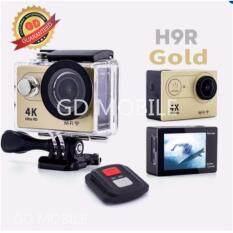 Eken H9r แท้ กล้อง Action Camera 4k Ultra Hd พร้อมรีโมท ราคา 1,680 บาท(-44%)