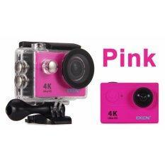 Eken H9r Ultra Hd 4k Action Camera (pink) ราคา 2,690 บาท(-25%)
