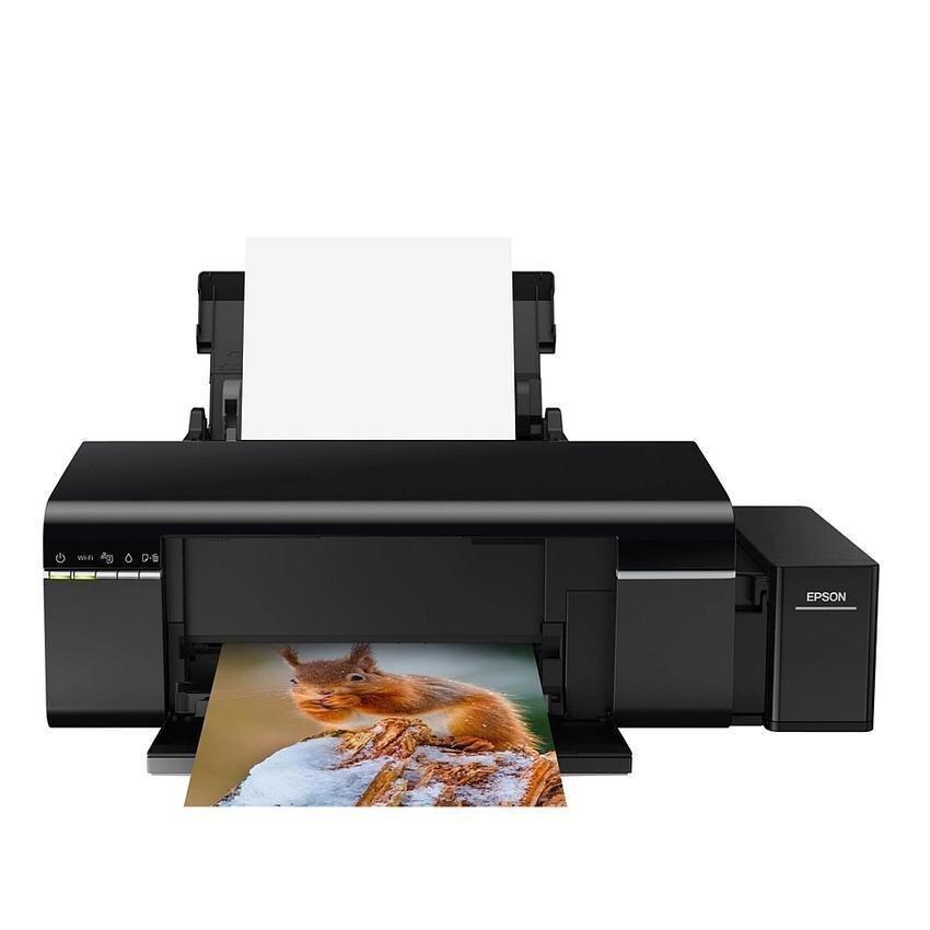 EPSON L805 Wireless Inkjet Photo Printer
