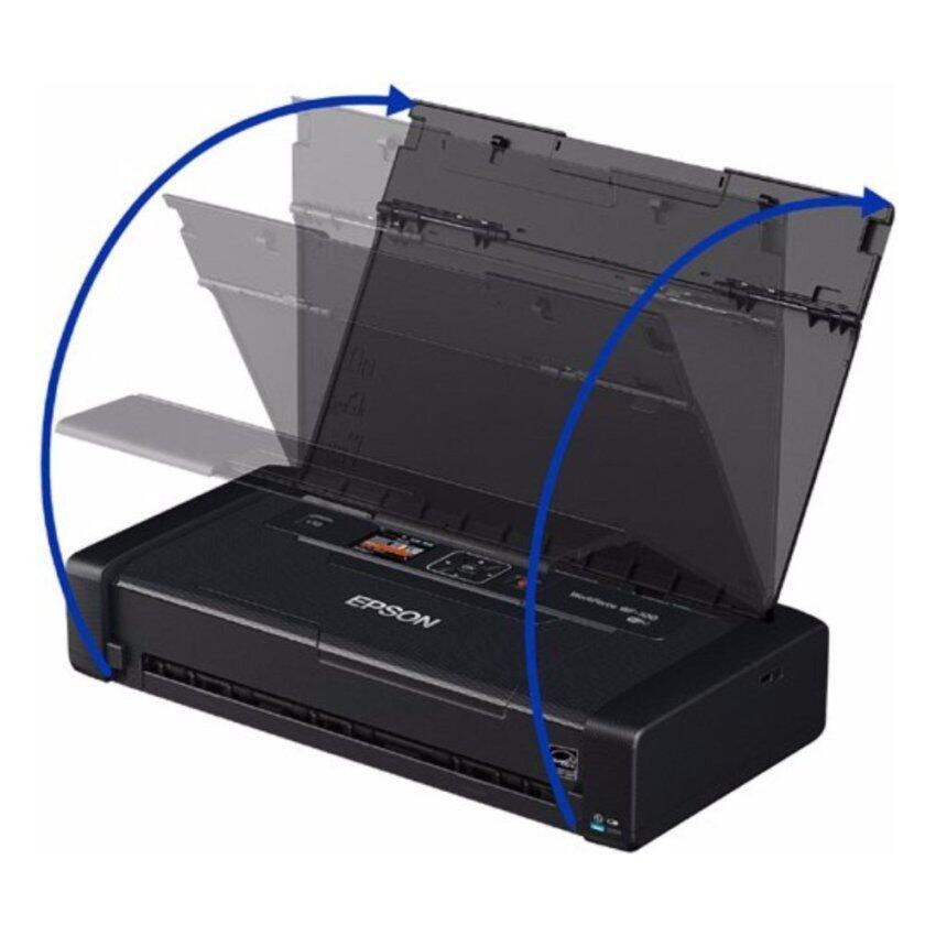 Epson WorkForce WF-100 Wireless Mobile Portable Printer - intl