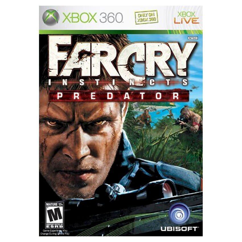 Far Cry Instincts Predator - Xbox 360 (Intl)