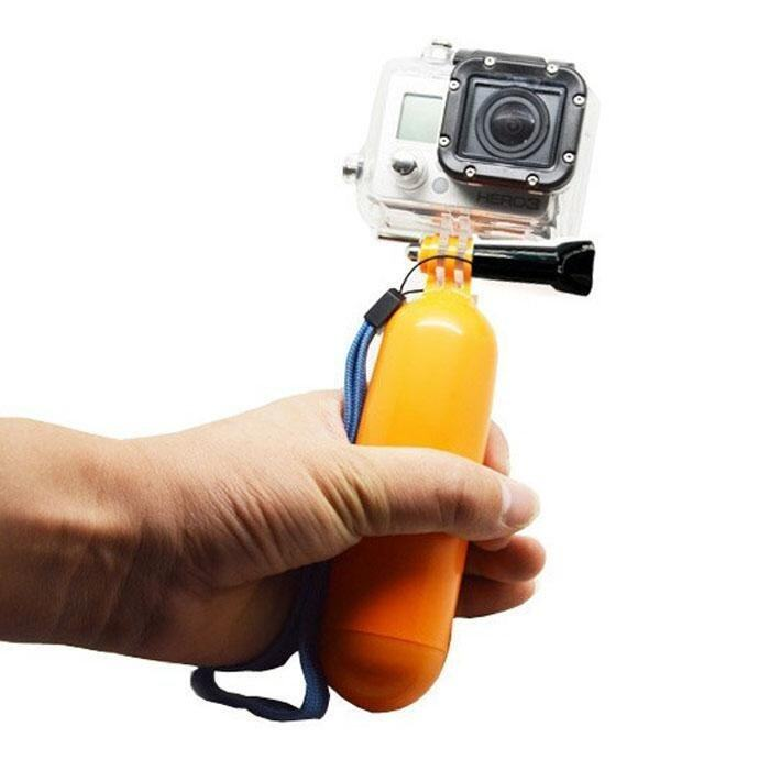 Floating Accessory Hand Grip Handle Mount Float For GoPro Hero 1 2 3 3+ - intl