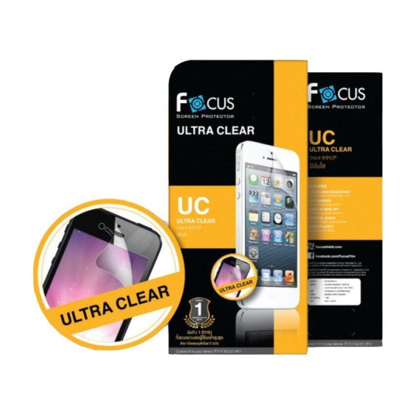 ฟิล์มกันรอยแบบใส โฟกัส | FOCUS ULTRA CLEAR Zenfone Dtac Edition V.2 ...