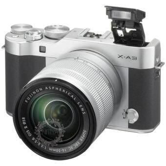 FUJI กล้องMIRRORLESS X-A3 หน้าจอ 3 นิ้ว สีดำ รุ่น X-A3 + 16-50mm Black