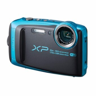 Fujifilm FinePix XP120 (Sky Blue) - intl