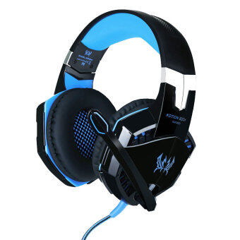 G2000 USB 3.5mm Stereo Surround PC Gaming Headset with Microphone