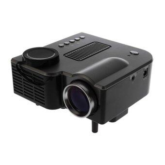 GDC Mini LED Projector รุ่น UC - 28 (Black)