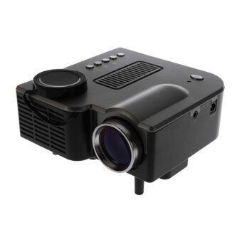 GDC Mini LED Projector รุ่น UC - 28 (Black)