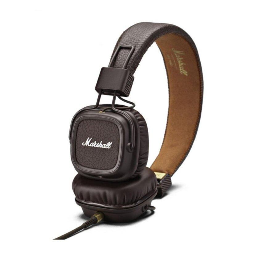 Genuine Headphones DJ Monitor Remote HiFi Headset Major 2 - intl image