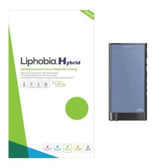 gilrajavy Liph.H Anti-Shock Sony NW-ZX2 screen protector 8Hard 2PCS Clear