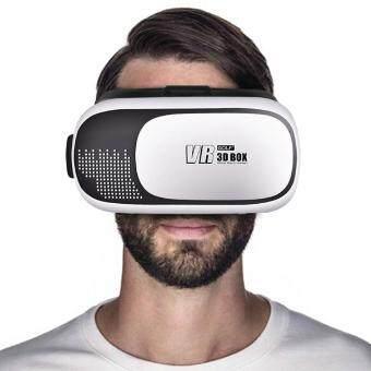 ราคา GOLF GF-VR01 กล่องแว่นตา 3 มิติ สวมหัว สำหรับสมาร์ทโฟน (3D VR Virtual Reality Glasses Box)