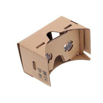 2561 Google แว่น VR Google Cardboard 2 Virtual Reality Game Movie 3D