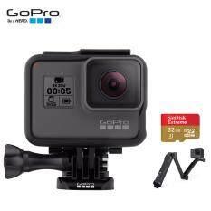 Gopro Hero 5 พร้อม ไม้เซลฟี่ 3 Way Grip และ Memory 32 Gb ราคา 15,990 บาท(-16%)