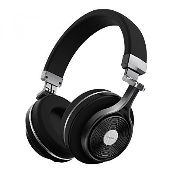 GPL/ Bluedio T3 (Turbine 3rd) Extra Bass Wireless Bluetooth 4.1 Stereo Headphones(Black)/ship from USA - intl