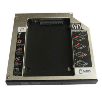 Hard Disk Drive HDD Caddy for Dell Vostro 3300 3340 9.5mm SATA - Intl