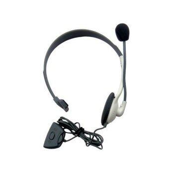 Headset Headphone Earphone with Microphone for Microsoft Xbox 360 Live Game
