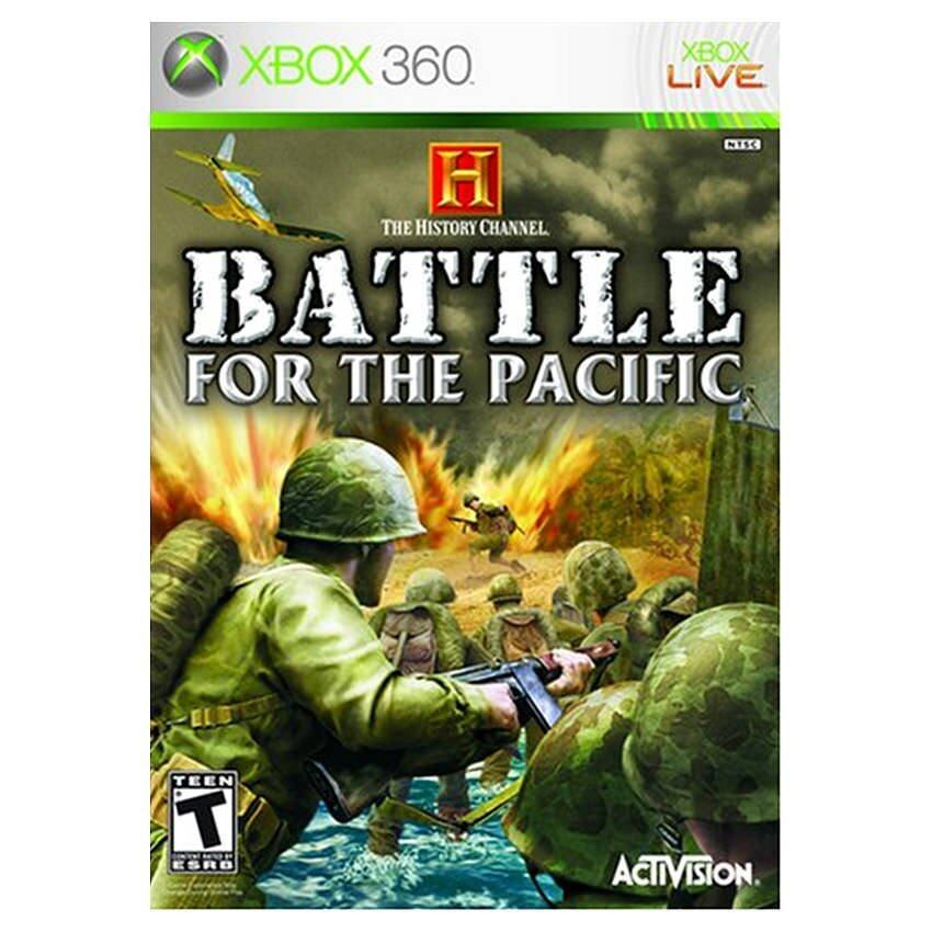 History Channel: Battle For the Pacific - Xbox 360 (Intl)