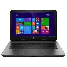 HP 14-am007TX (W0J36PA#AKL) i5-6200U 4GB 1TB R5 M430(2) Dos (Black)