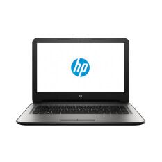 "HP แล็ปท็อป รุ่น 14-am048TX THAI/i3-6006U/14""/4GB/1TB/R5M130 2GB/Freedos/ODD DVDSM 9.5 Tray /ac/B (สีเงิน)"