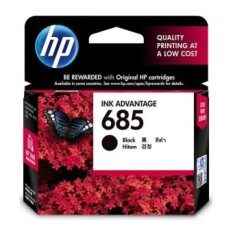 HP 685 Black Ink Advantage Cartridge (CZ121AA) image