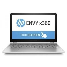 "HP Envy x360 Convertible 2-in-1 IPS 15.6"" FHD (1920x1080) Touchscreen Notebook: 7th Gen i7-7500U 