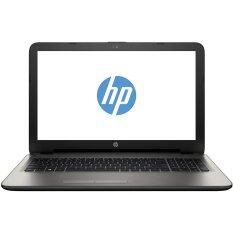 """HP NB 15-ac108TX (Turbo Silver) 15.6""""/i3-5005U/4GB/500GB/R5M330/Dos(N8L47PA#AKL)"""