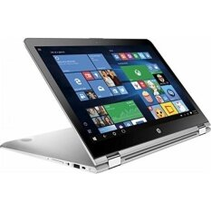 "HP Newest ENVY x360 2-in-1 Flagship High Performance 15.6"" FHD Touchscreen Backlit Keyboard Laptop PC | Intel Core i5-7200U | 12GB RAM | 1TB HDD | Bluetooth | WIFI | HDMI | Windows 10 (Silver) - intl"