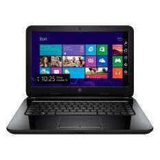 HP Notebook 14-r047TU,N2830,2G,500G,UMA,W8.1 - Black