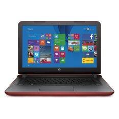 HP Notebook 14-v005TX J2C64PA#AKL i5-4210U 1.7/4GB/1TB+8NAND/14'/Win 8.1 (Red)