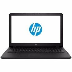 """HP Notebook 15-bw079AX A10-9620P/4GB/1TB/AMD Radeon 520(2 GB DDR3 dedicated)/15.6""""/1Y - Black"""