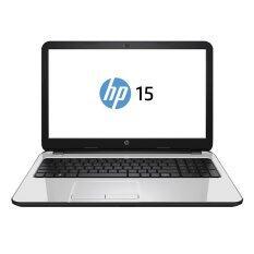 """HP Notebook 15-r237TX L8N90PA#AKL i3-5010U 2.1/4GB/500GB/GeForce830M/15.6""""/Win 8.1 (White)"""