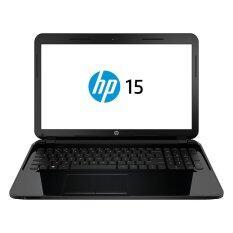 "HP Notebook 15-R279TU M4X54PA#AKL i3-4005U 1.7/4GB/500G/15.6""/DOS (Black)"