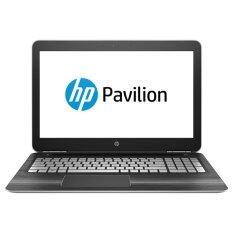 HP Notebook Pavilion 15-bc207TX - Natural Slilver(Not Specified)