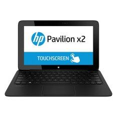 "HP Notebook Pavilion x2 10-J005TU K2N49PA#AKL Z3745D 1.33/2GB/64GBeMMc/Intel HD/10.1""/Windows 8.1 (Silver)"