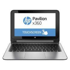 """HP Notebook Pavilionx360 11-n103TU L0L60PA#AKL M 5Y10c/4GB/500GB/Intel HD/11.6""""/win8.1 (Silver)"""