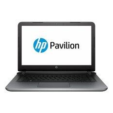 HP Pavilion 14-ab040TX i5-5200U,4G,1T,G940(2),Dos (Silver)