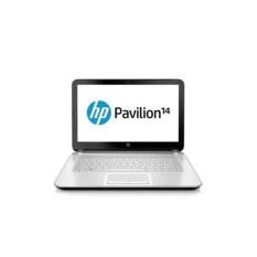 HP Pavilion 14-v223TX Notebook - Natural Silver