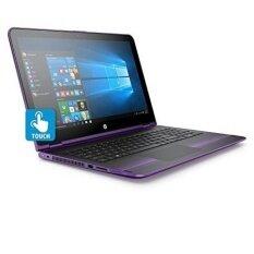 HP X360 Convertible 15.6-inch 2-in-1 Full HD IPS Touchscreen Laptop (7th Intel Core i5- 7200U, 8GB RAM, 1TB HDD, Backlit Keyboard, Bluetooth, 802.11ac, HDMI, Windows 10-Sporty Purple) - intl